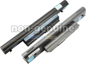 6600mAh Acer Aspire AS7745-7949W7HP Batteria