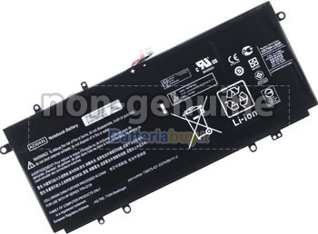 51Wh HP Chromebook 14-Q032EF Batteria